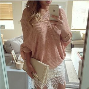 Sweaters - Lovely pink sweater
